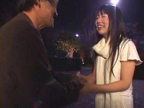 【つぼみ】ホームレス達との交流を通じたAV女優「つぼみ」のドキュメンタリー番組。口内射精ごっくん2回。